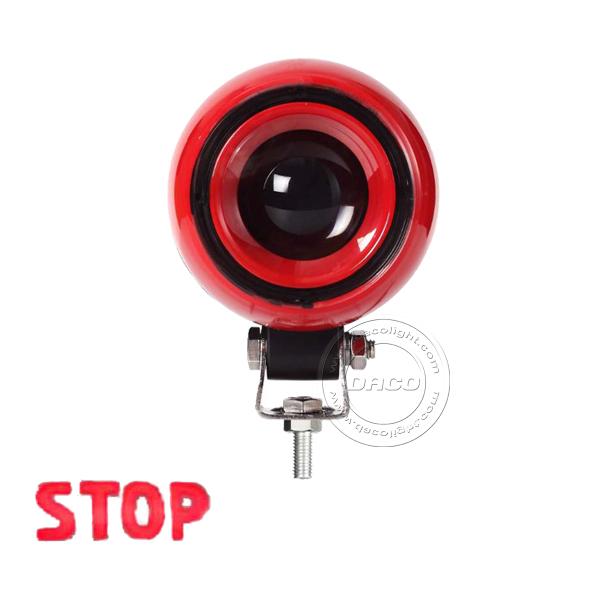 Red Stop Forklift Led Safety Light