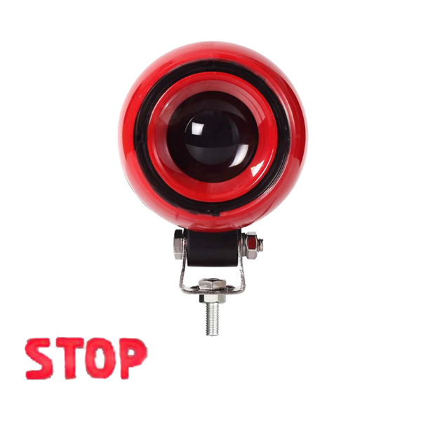Led Forklift Light With Red Stop