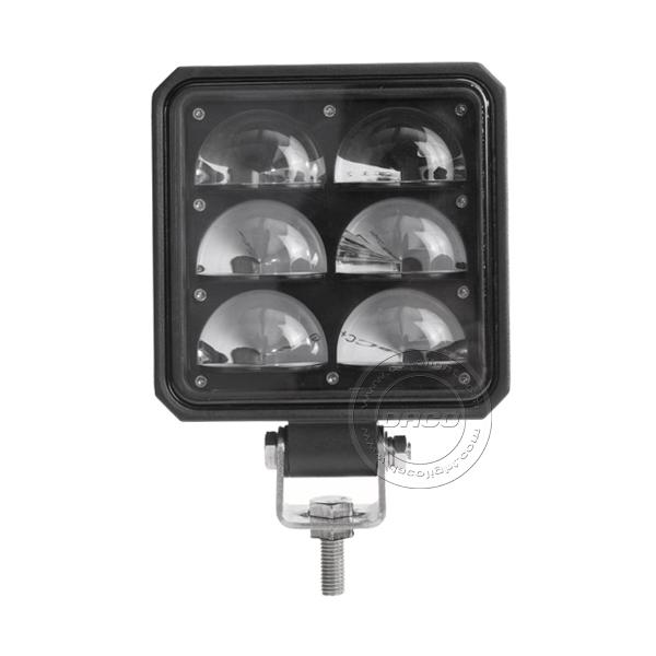 18W Arc Led Forklift Warning Lights