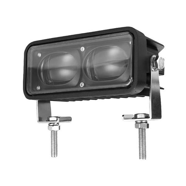 18W Red Line Led Forklift Safety Lights