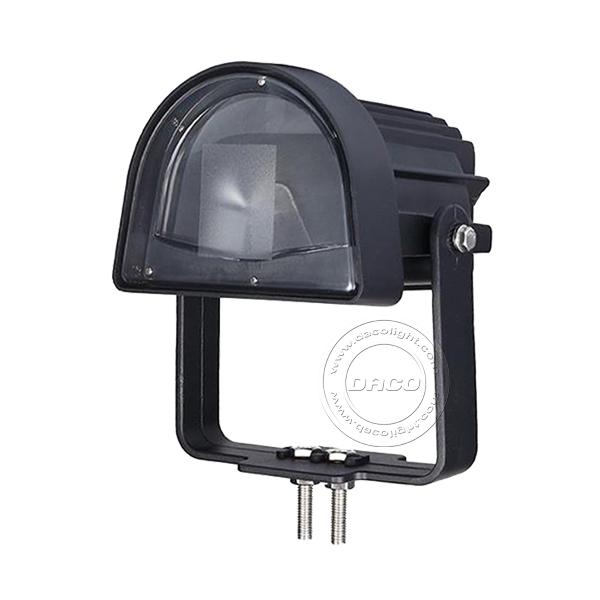 Forklift arc safety light