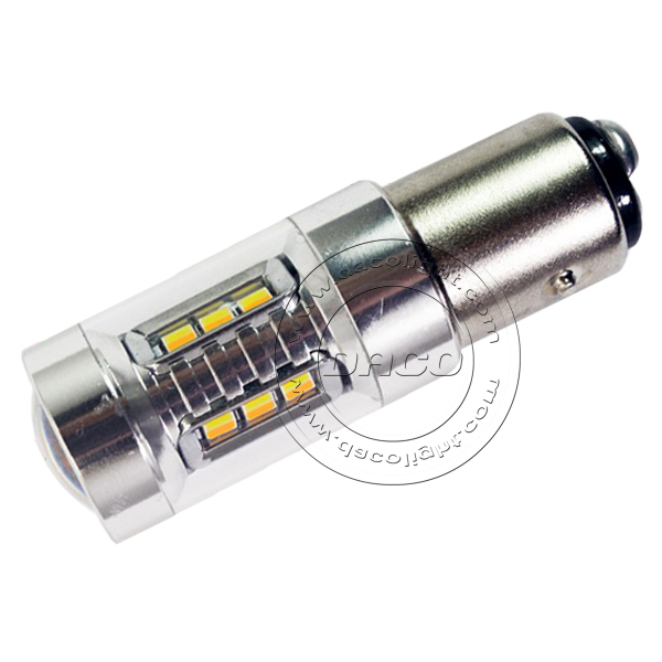 Dual Color 1157/7443/3157 3527 12 SMD Led Tail Lights