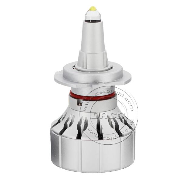 60W 9500LM H7 Led Headlight Bulbs