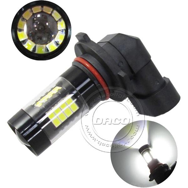 H4/H7/H8/H9/H10/H11/9005/9006 2835 32 SMD+3014 11 SMD Fog Lamp