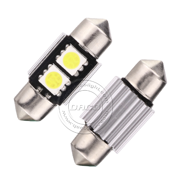 Canbus Festoon 5050 2 SMD 31mm