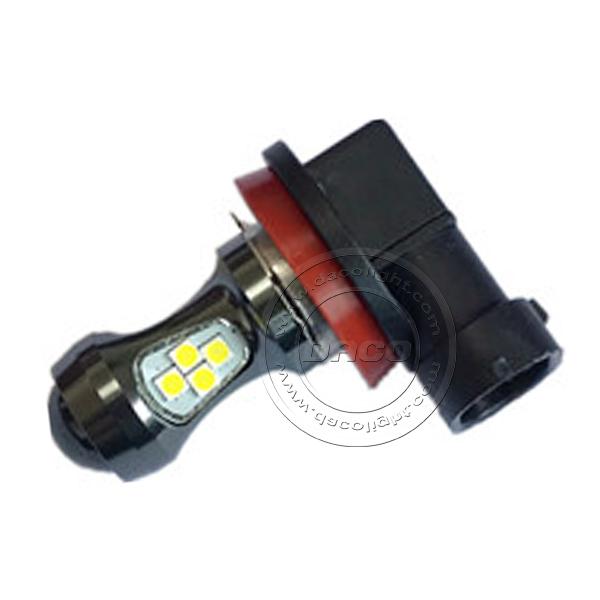 H7 H8 H9 H10 H11 9005 9006 3030 16 SMD Auto Lamp